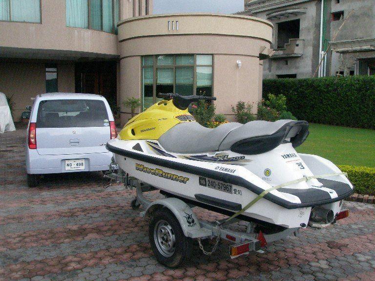 YAMAHA JET SKi XL700 | Jetski | Jet ski, Skiing, Yamaha