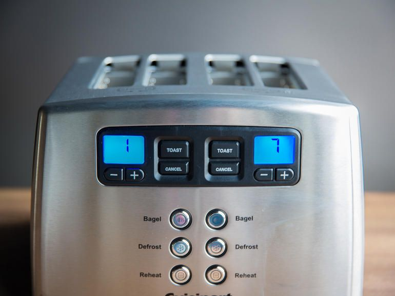 Cuisinart Takes A Stab At The 100 Toaster Toaster Cuisinart Toaster Reviews
