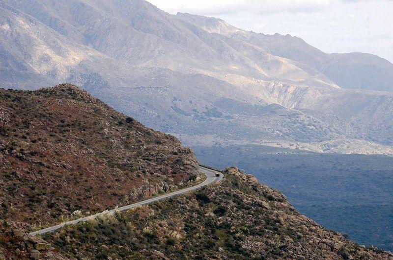 Camino de las Altas Cumbres, Córdoba Argentina