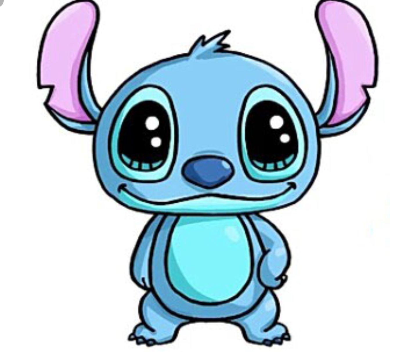 Pin By Elleyah On Stitch Cute Disney Drawings Cute Kawaii