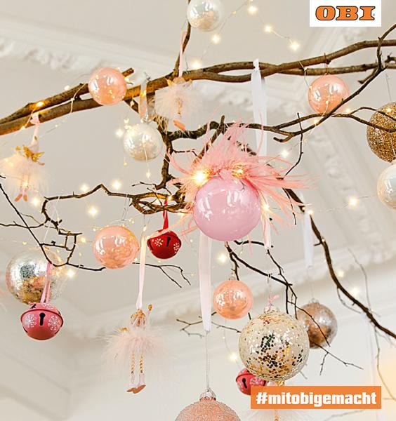Christbaumkugeln Obi.Entdecken Sie Den Obi Weihnachtsmarkt Christmas Decorations