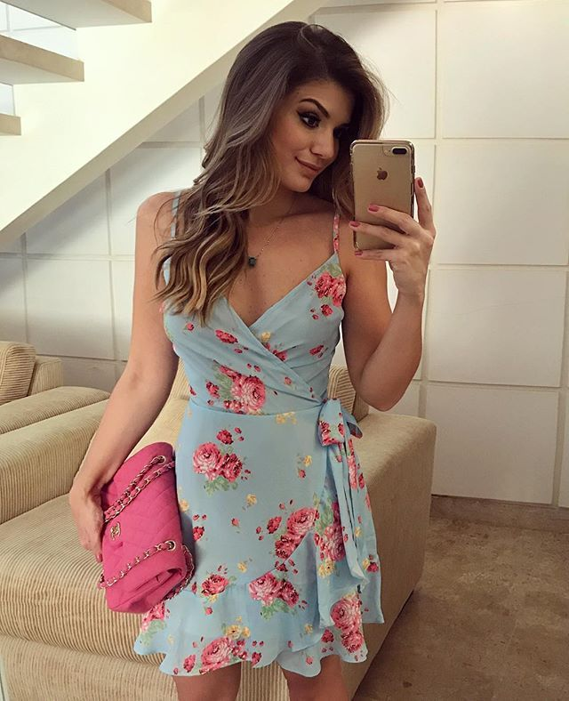 6861d3be3 Instagram photo by arianecanovas - Vestido  missmaryriopreto Lindo e a cara  do verão! •  ootn  selfie  lookdanoite  blogtrendalert