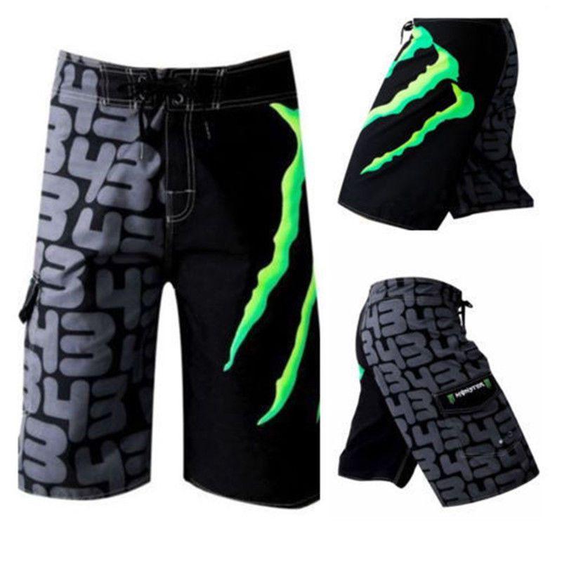 FullBo tie dye Popular Art Little Boys Short Swim Trunks Quick Dry Beach Shorts
