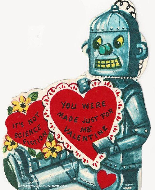 vintage valentine friend – Old Fashioned Valentines Cards