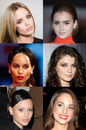 なぜかくも輝かしいのか? 美貌と成功を手にしたロックスターの美しすぎる娘たち!   VOGUE