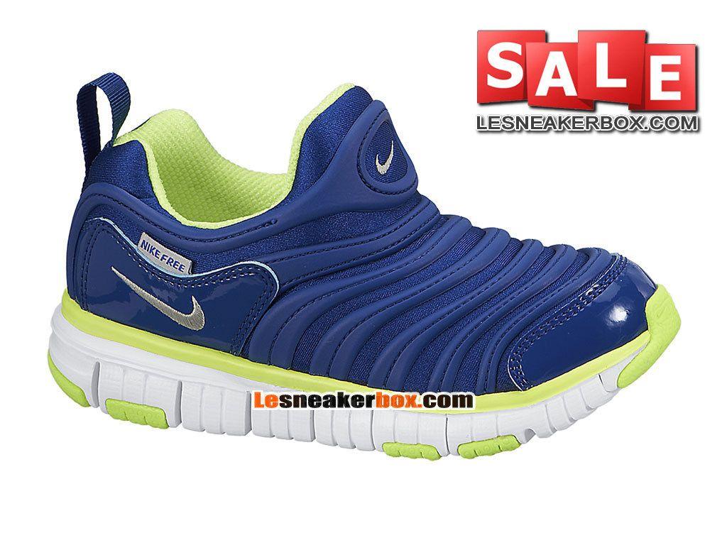 Nike Dynamo Free PS - Chaussures Nike Pas Cher Pour Petit Garçon Bleu  électrique Nike hommes, dames et bébés chaussures de course.