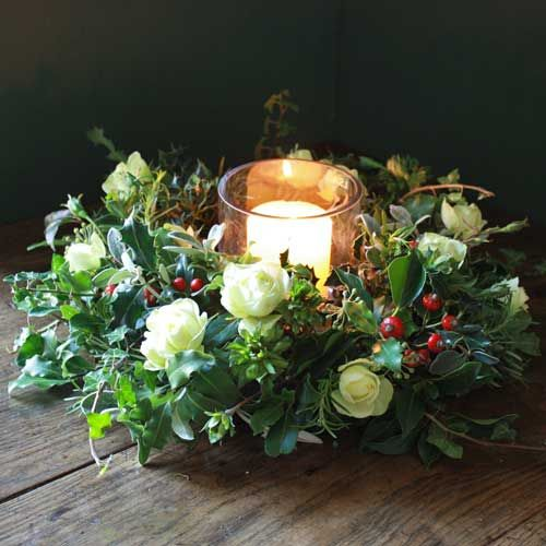 Beautiful Christmas Collection From The Real Flower Company Christmas Flower Arrangements Christmas Arrangements Christmas Flowers