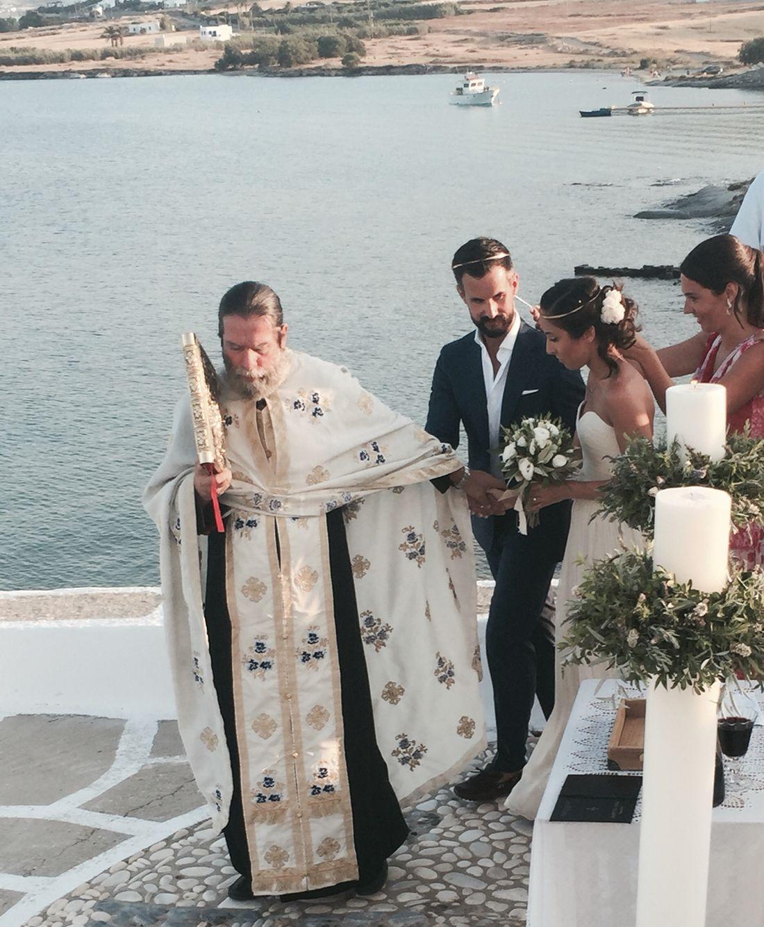 Paros wedding, Greek wedding, lafetegr, wedding planning, Sakura flower shop, Rosemary lavender thyme mint candles or labades