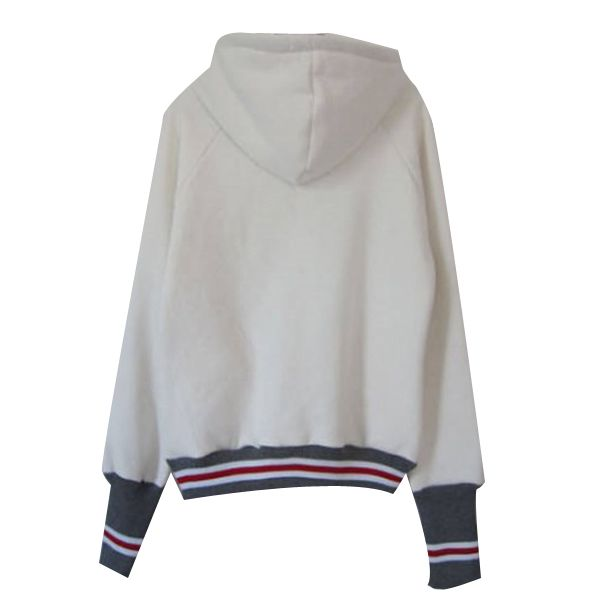 Casual Hoodie Tracksuit Outerwear