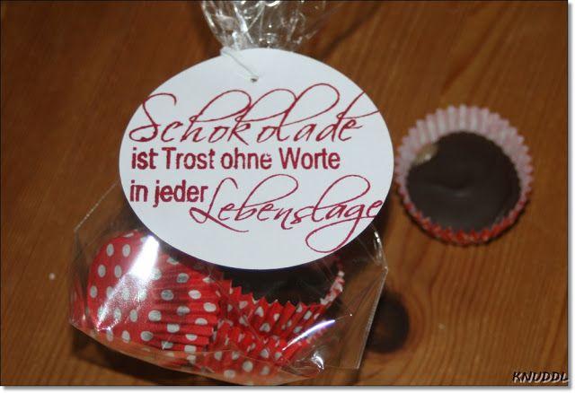 Was cookst Du heute: Pralinen mit salziger Butterkaramell - Geschenk fü...