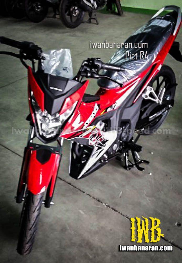 Terpampang Nyata D Ini Sosok Honda Sonic 150r Bro