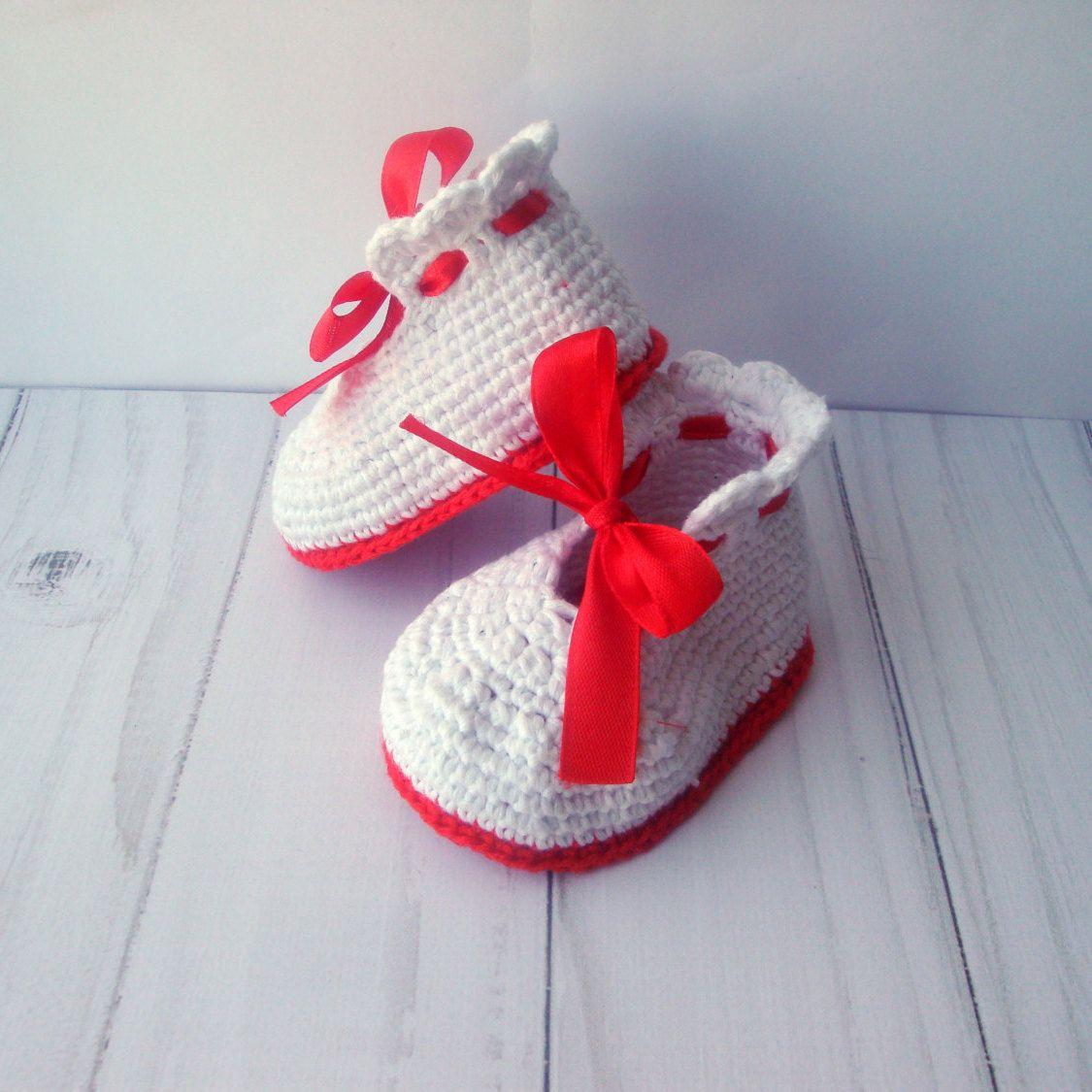 CROCHET PATTERN -Crochet Baby Booties Pattern- Crochet Pattern Baby ...