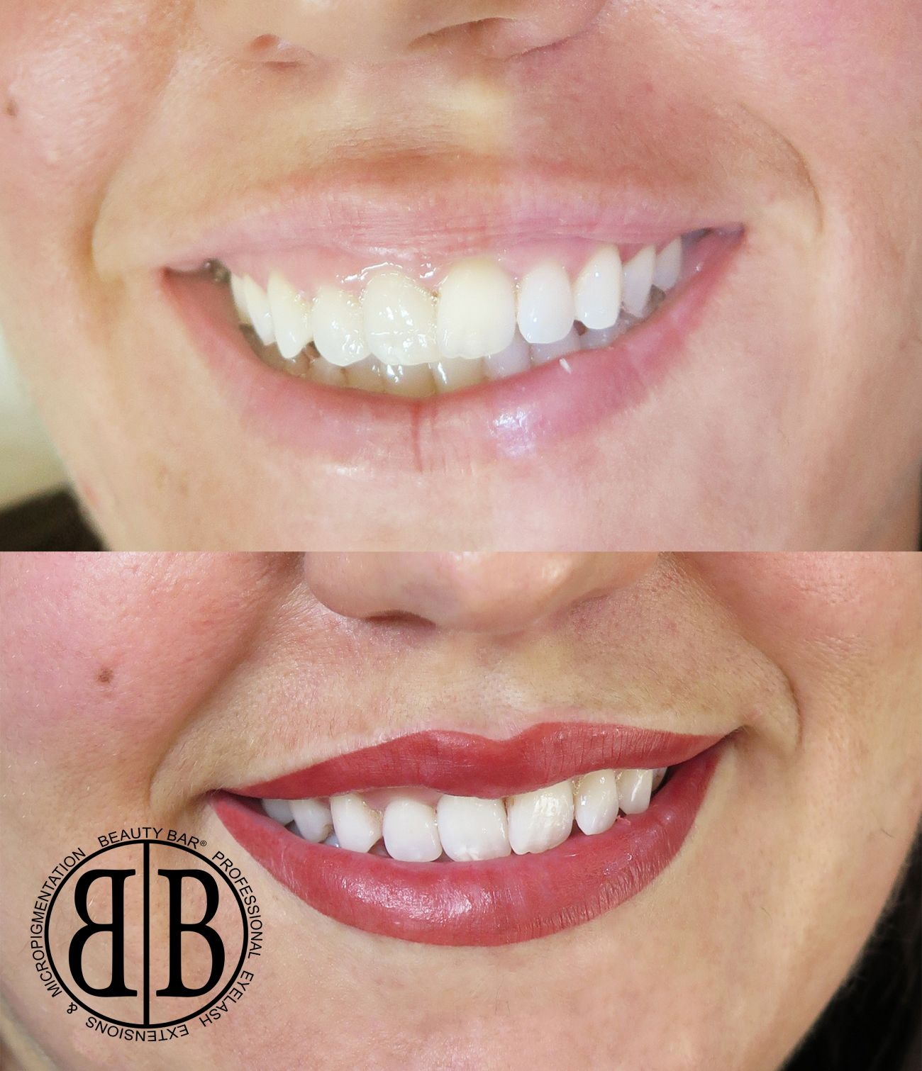 Permanent lips before and after , more info at www.beauty