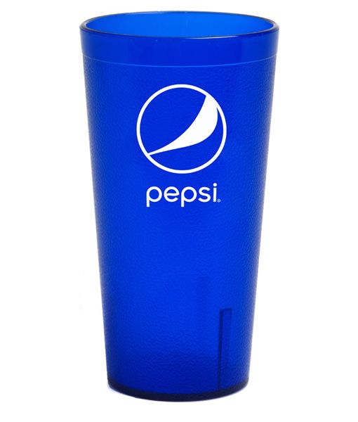 32oz Pepsi Tumbler Royal Blue Globe   The Color Blue - My