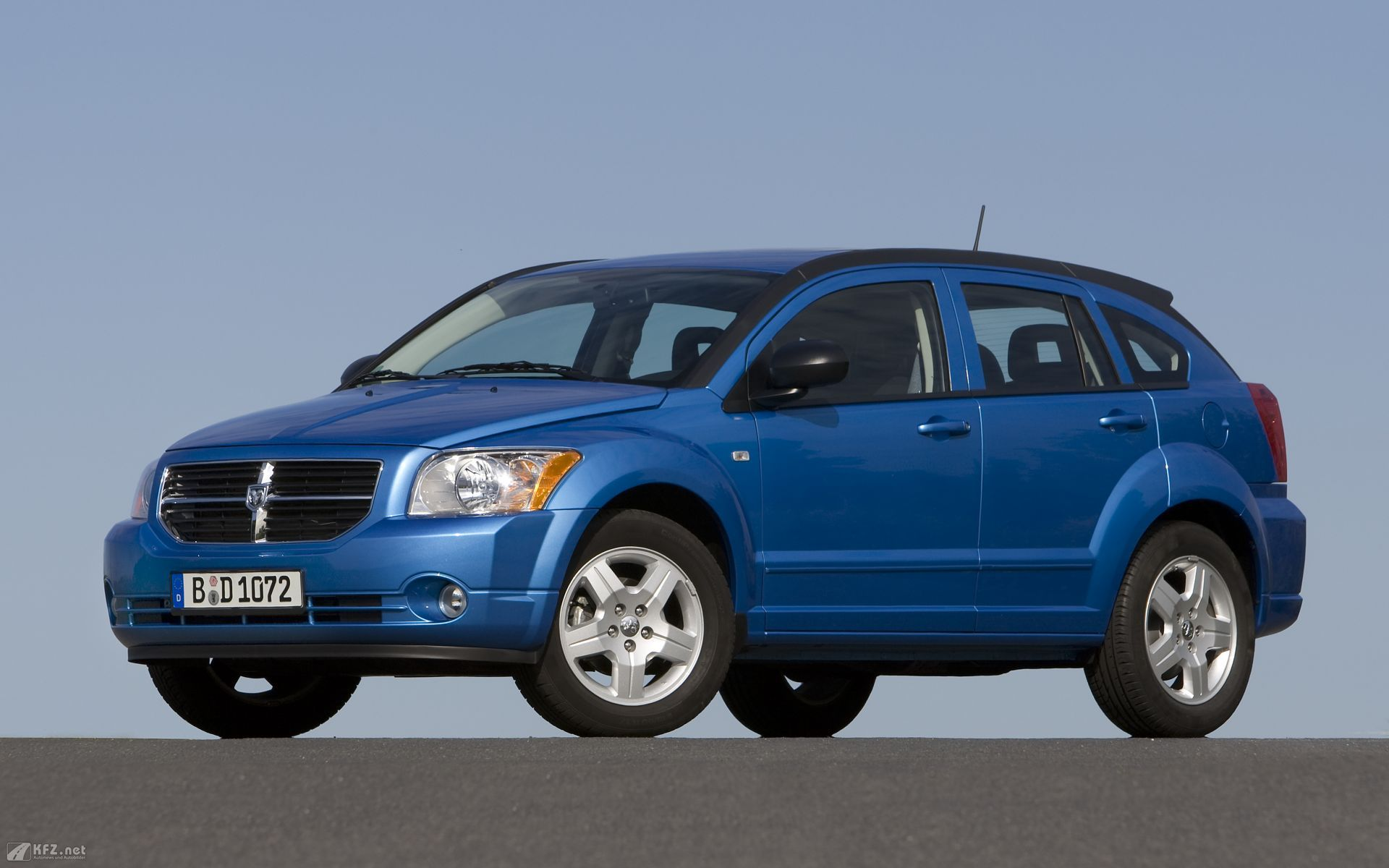 "Dodge Caliber | Thinking of selling the ""blue nugget"" So Sad."