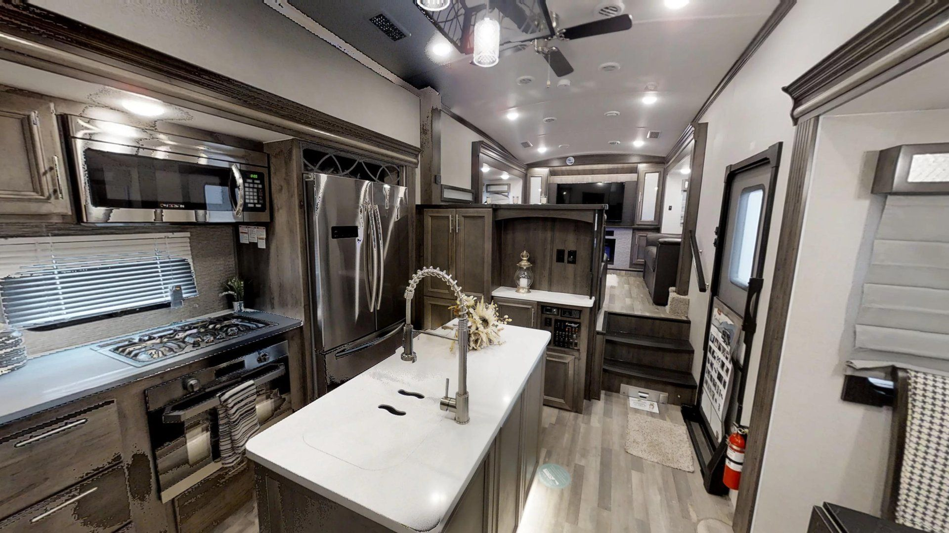 Cardinal Luxury 3700flx Forest River Rv Manufacturer Of Travel