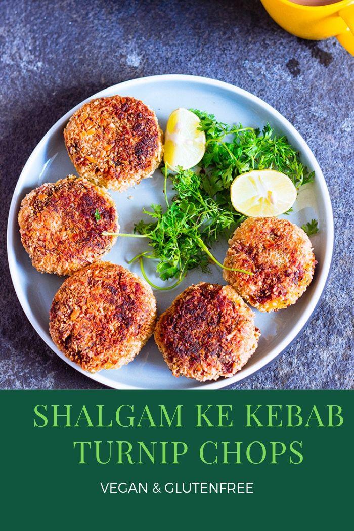 Shalgam Ke Kebab