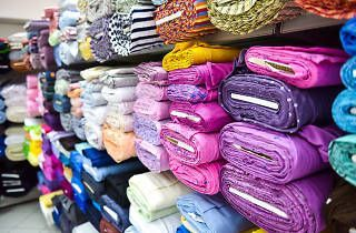 The Best Fabric Stores Nyc Has To Offer Sewing Supplies Storage