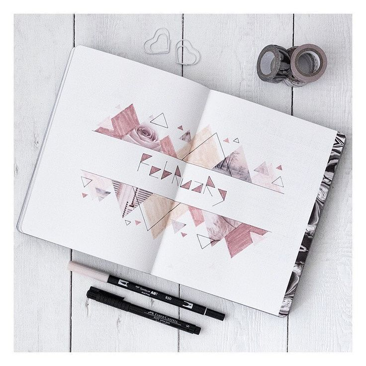 Month cover page | Bullet Journal - #Bullet #Cover #Journal #minimaliste #month #page #bulletjournaldoodles