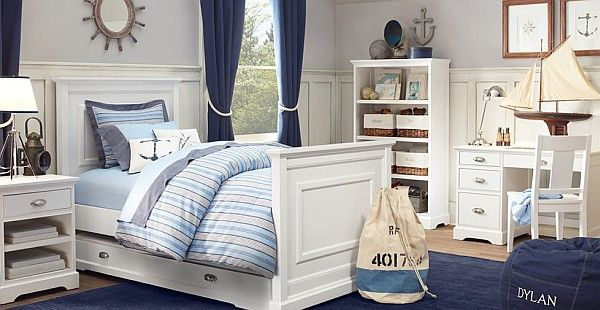 1000 images about boys bedroom on pinterest nautical theme nautical and wisconsin badgers boys room with white furniture