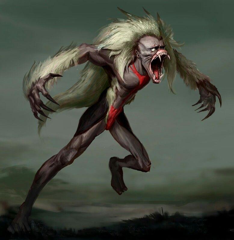 lobisomem south american myth a werewolf like creature