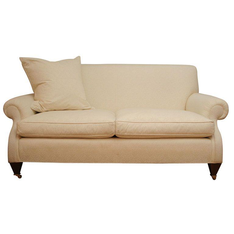 English Sofa By Mariette Himes Gomez