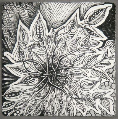 Debbi Baker: Zentangles - A Sampler