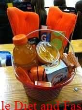 Basketball gift basket - #basket #Basketball #Gift #boyfriendgiftbasket