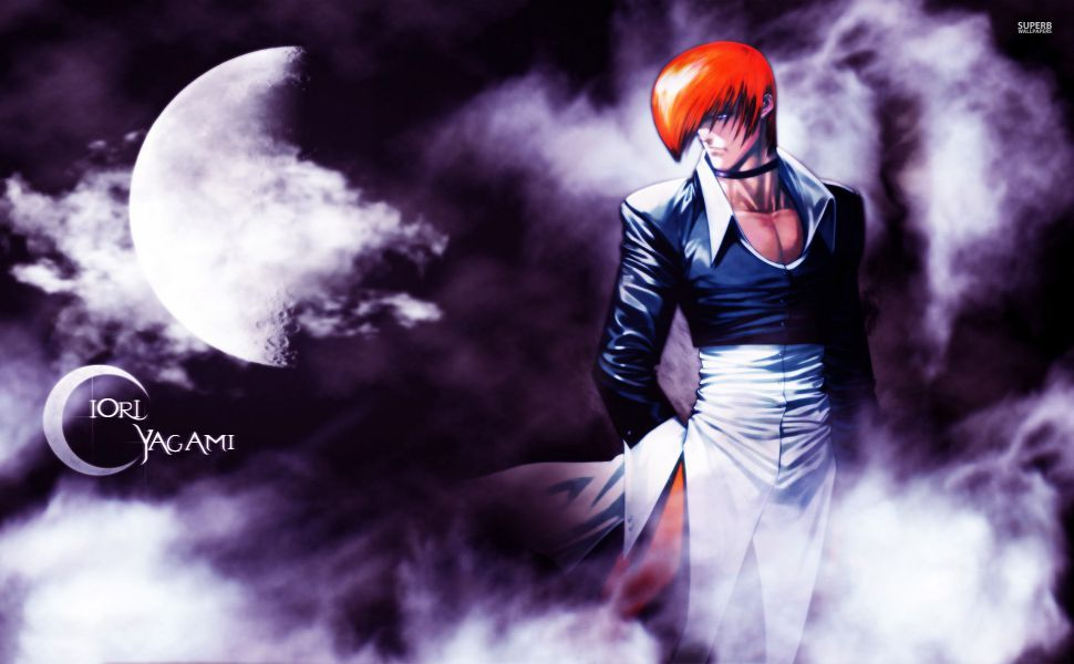Iori Yagami Hd Wallpaper Wallpapers Kof
