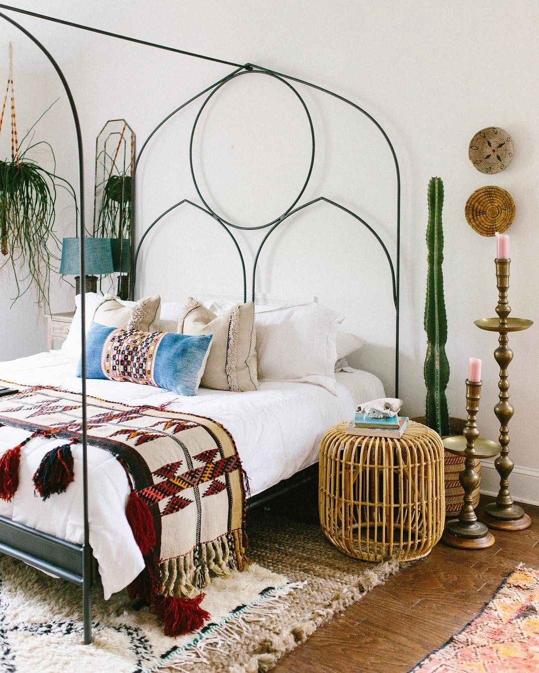 Boho Bed Frame Carley Summers Carlaypage Instagram Photos And Videos