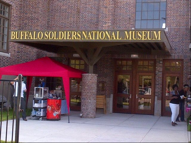 The Buffalo Soldiers National Museum in Houston, TX