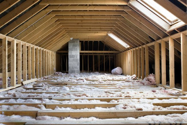 14 Winter Home Improvements That Save You Cash With Images Attic Renovation Attic Insulation Attic Remodel