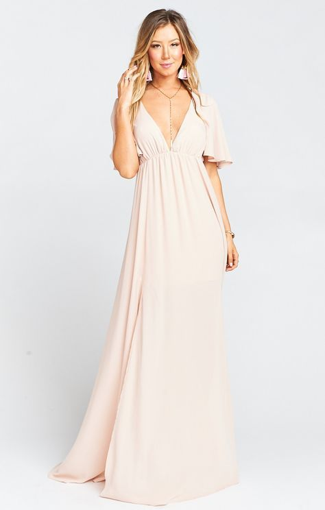 a47f33120f8 Oh Faye you look lovely! With a longer flouncy sleeve and that low neckline  meeting a empire waist you can t be anything but gorge.