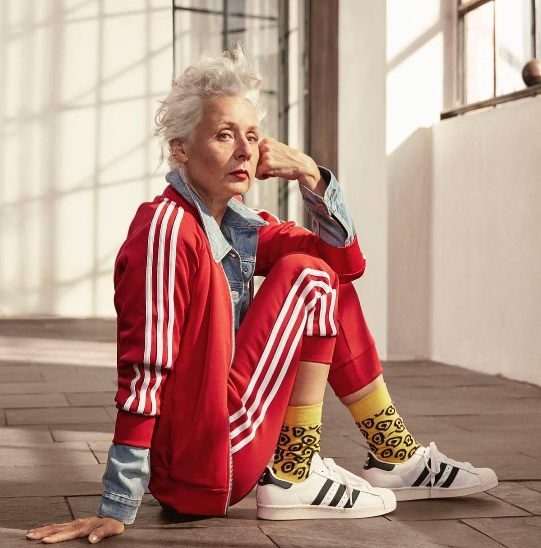Over-50 Women With Ridiculously Good Style On the