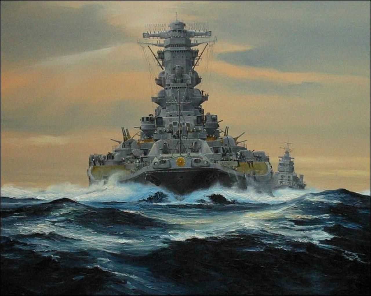 Battleship Yamato Wallpapers World Of Warships Wallpaper Battleship Yamato Battleship