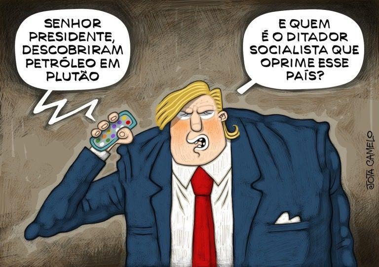 Pin em Donald Trump