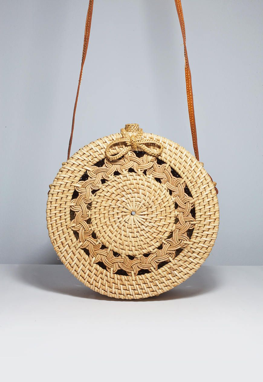 Best of Etsy: Rattan Basket Bags - The Neo-Trad
