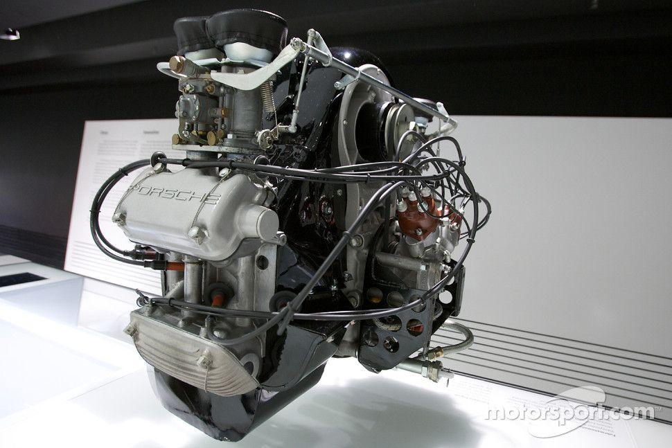 Porsche Typ 547 4-cylinder boxer engine Furhmann | Porsche ...