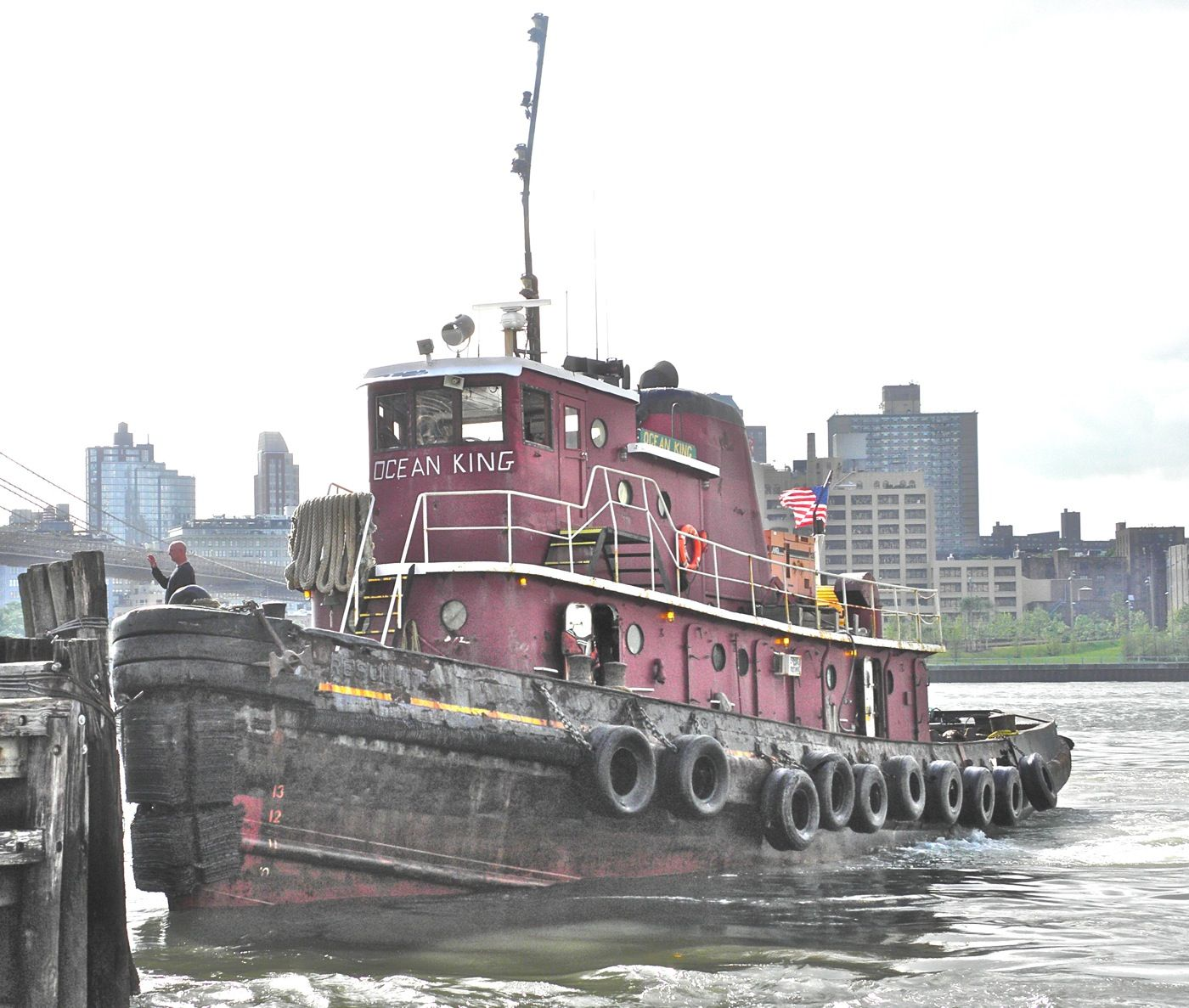 Great Looking Old Tug Tugboats Pinterest Tug Boats Boat And