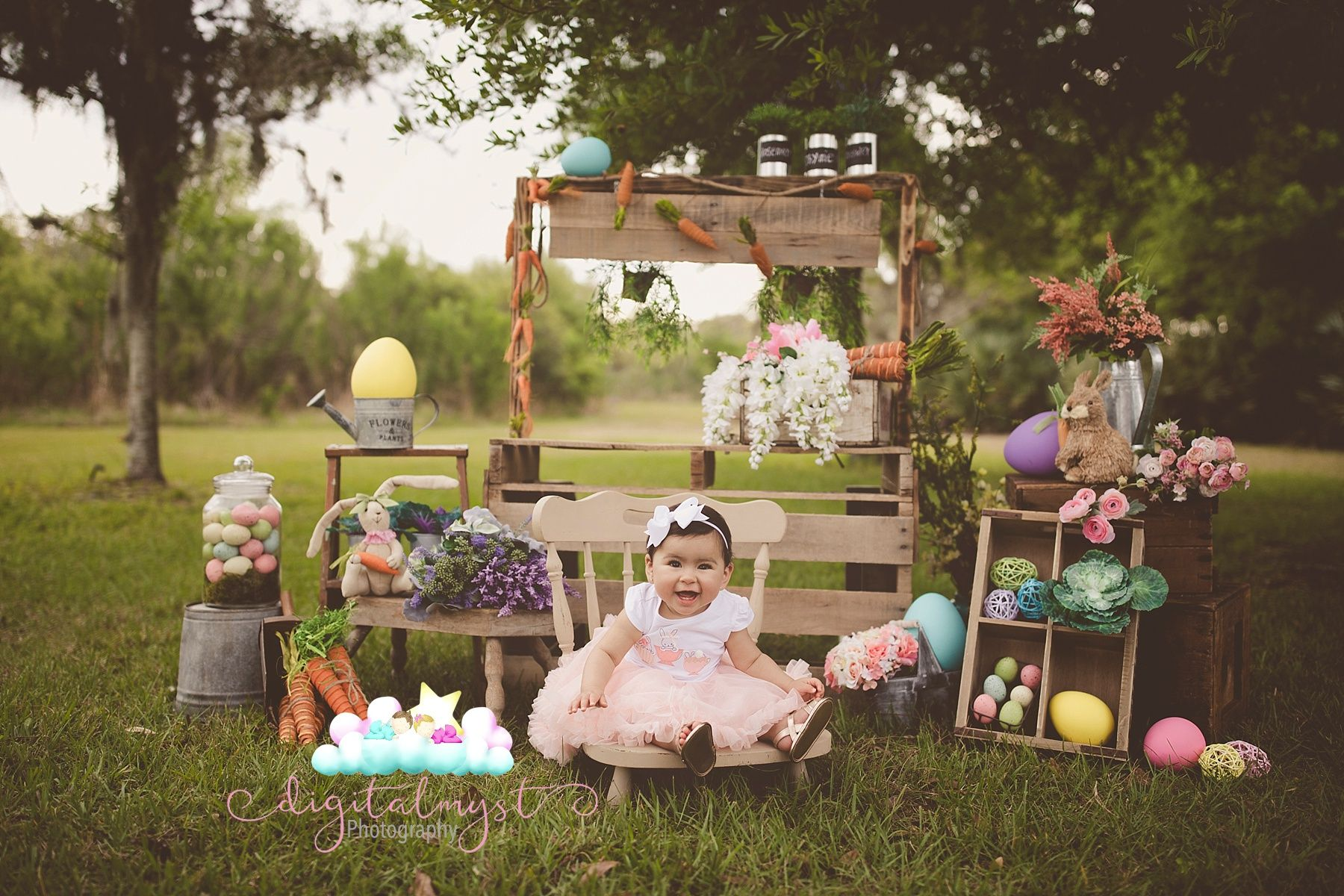 Land O Lakes Mini Session Photographer Does Pictures Of Baby Camila Baby Easter Photography Baby Pictures