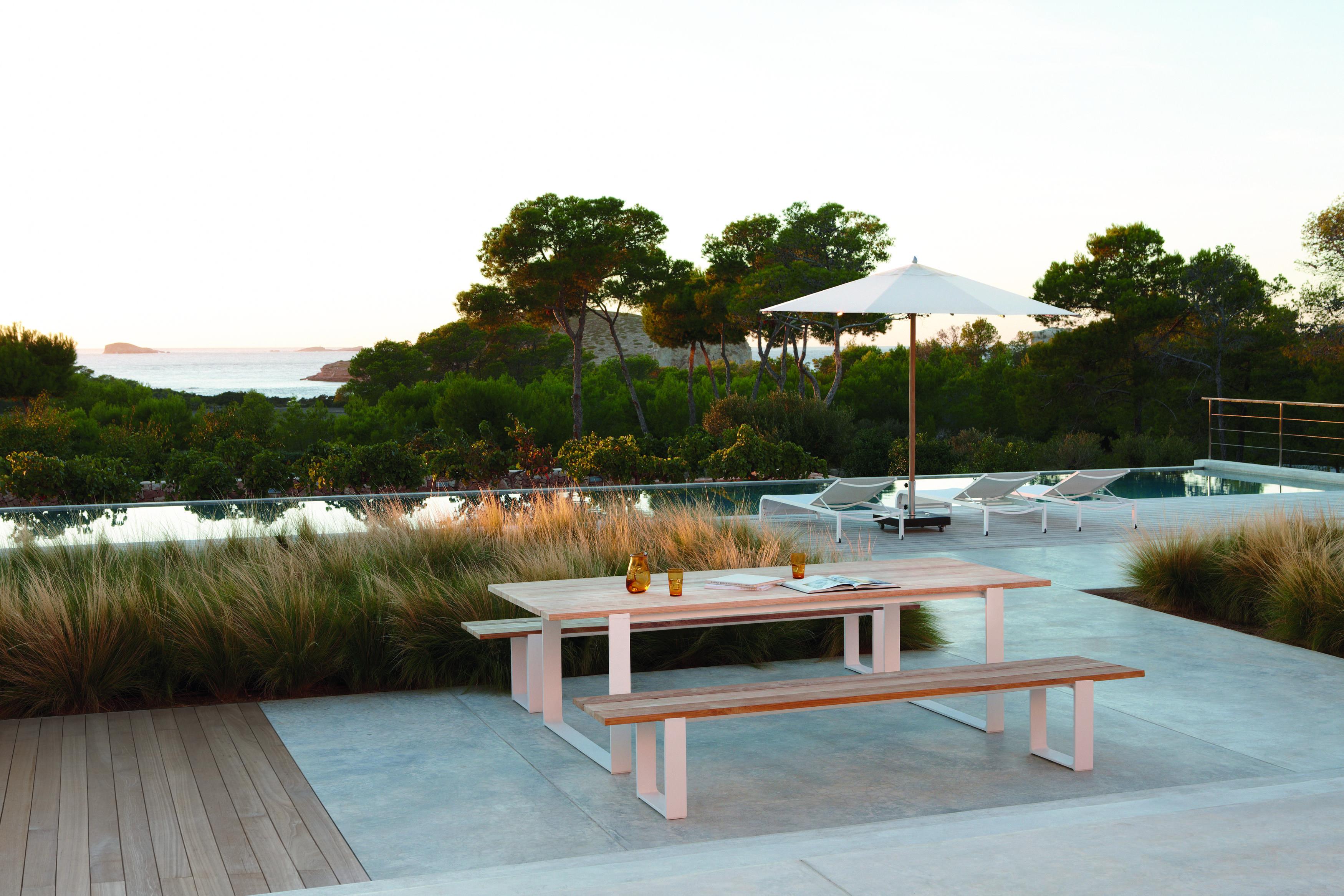 Inspiration salon de jardin #Manutti #sunset   Inspiration Salon ...