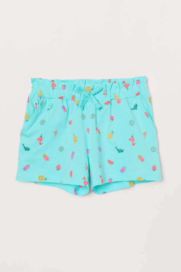 First Impressions Baby Girls Mod Floral-Print Ruffle-Waist Shorts 24 Months