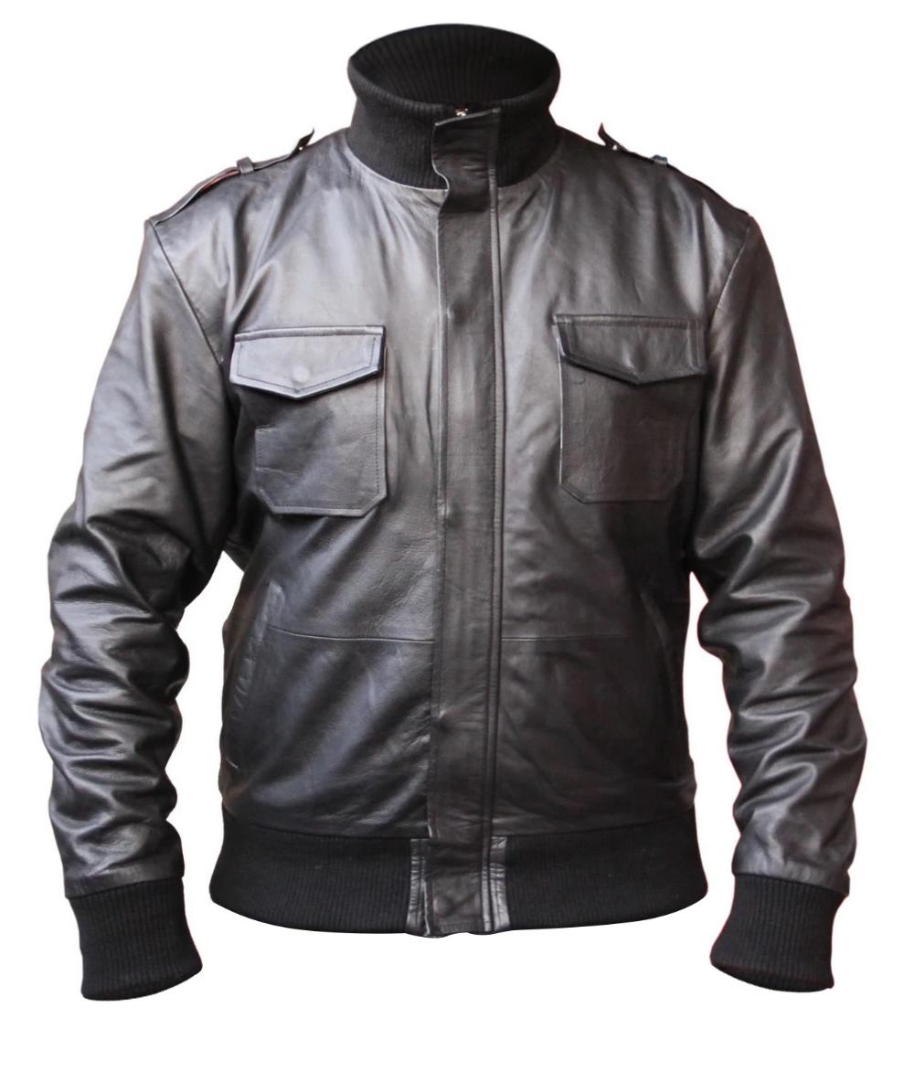 Mens Big And Tall Black Genuine Leather Jacket Genuine Leather Jackets Leather Jacket Mens Big And Tall [ 1172 x 1000 Pixel ]