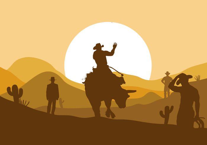 Bull Rider Vector 121449 - https://www.welovesolo.com/bull-rider-vector/?utm_source=PN&utm_medium=wesolo689%40gmail.com&utm_campaign=SNAP%2Bfrom%2BWeLoveSoLo