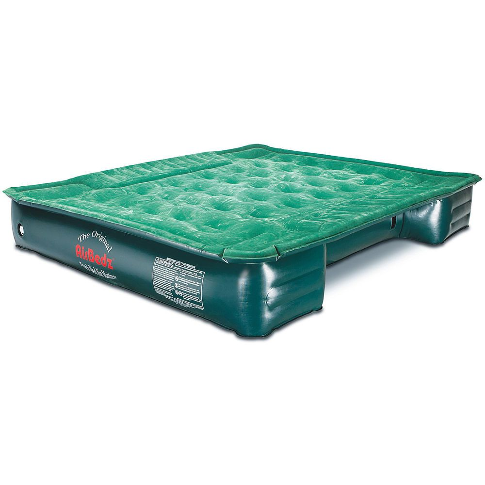 king size air mattress. AirBedz Lite PVC Truck Bed Air Mattress - Lighter Only In Weight, The Is Still Heavy On Comfort And Durability. King Size