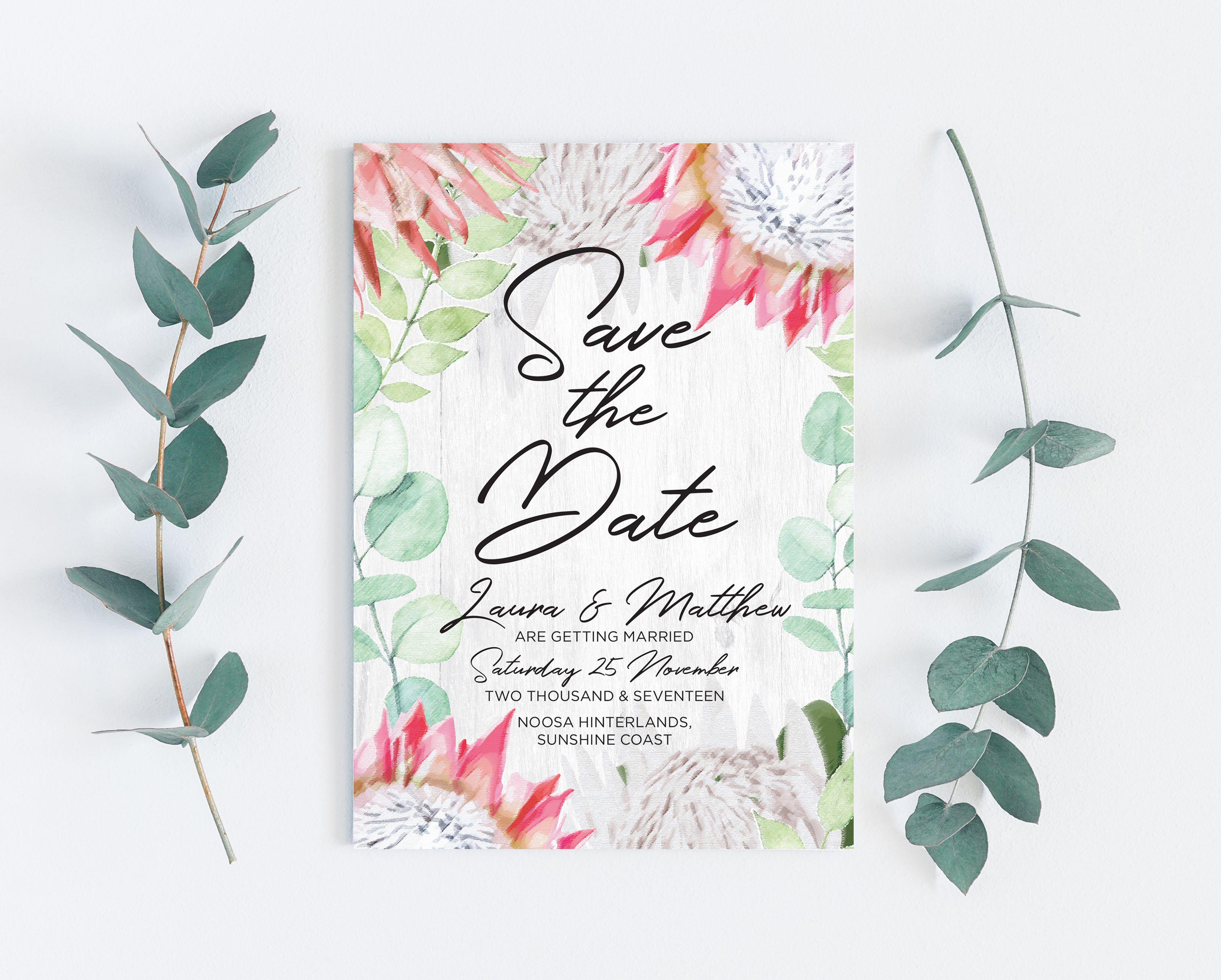 49+ Wooden wedding invitations australia info