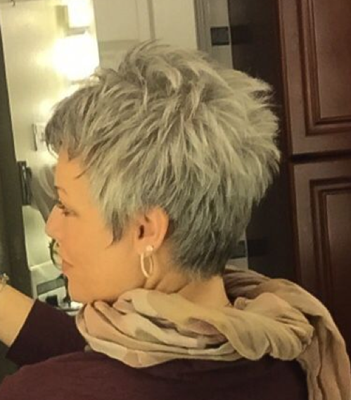 haircuts on curly hair gray hair rocks kort h 229 r 5660