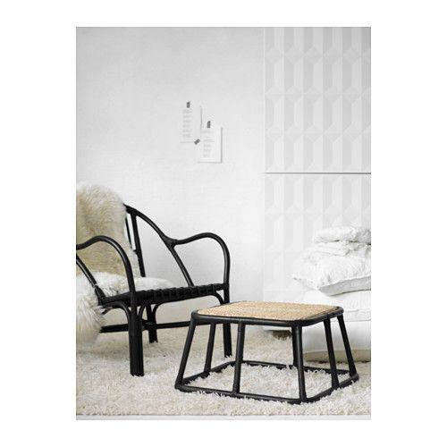 Living Room Ikea Indonesia: NIPPRIG 2015 Sessel - Schwarz - IKEA