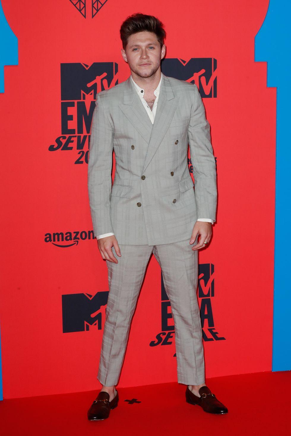 La alfombra roja de los MTV Europe Music Awards celebrada ...