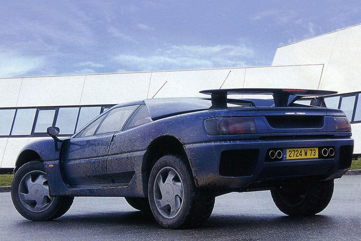 Aixam Mega Track Offroad Supercar Super Sport Cars Super Cars Cars